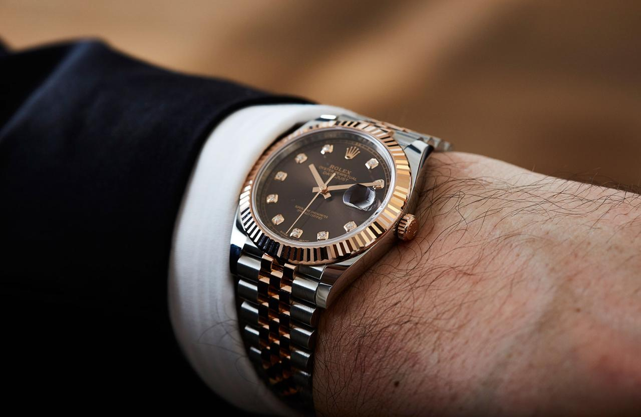 Understanding the Industry Terms of Designer Watches