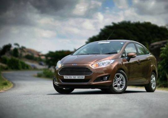 2014 Ford Fiesta ST – A Stylish Car