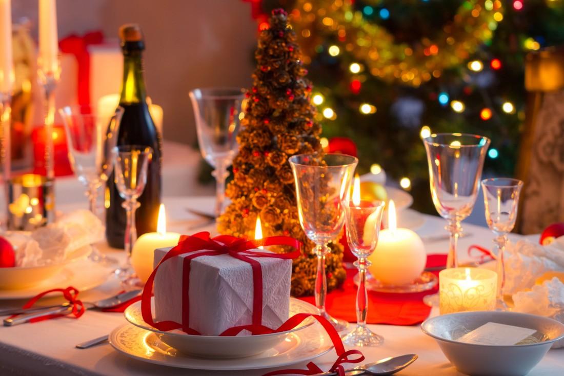 Christmas Dinner Party At Toscana Restaurant In Dublin