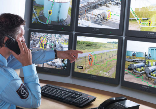 What Is CCTV Monitoring For Small Business