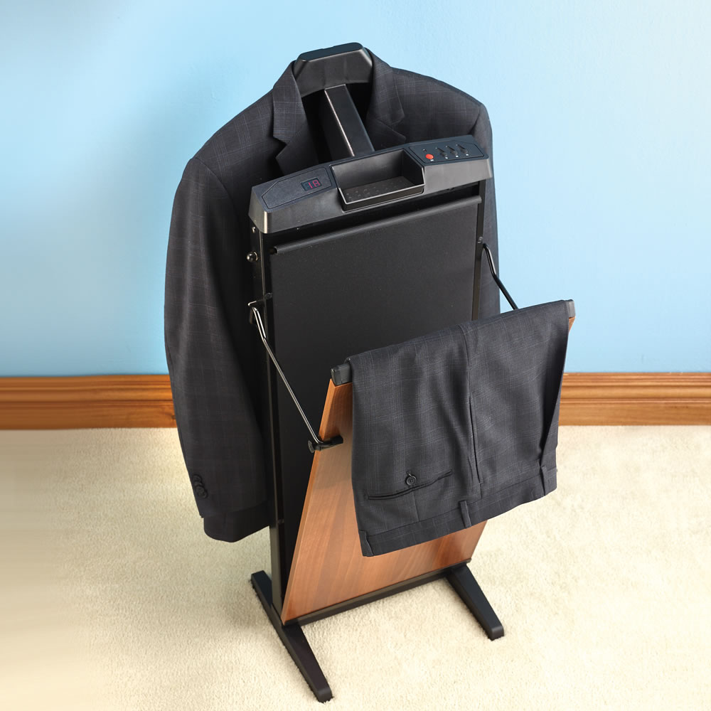 How To Use A Trouser Press To Iron Perfectly