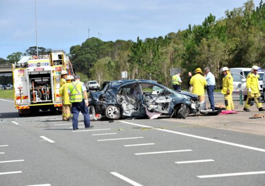 What To Do If You Meet With An Accident On The Motorway?