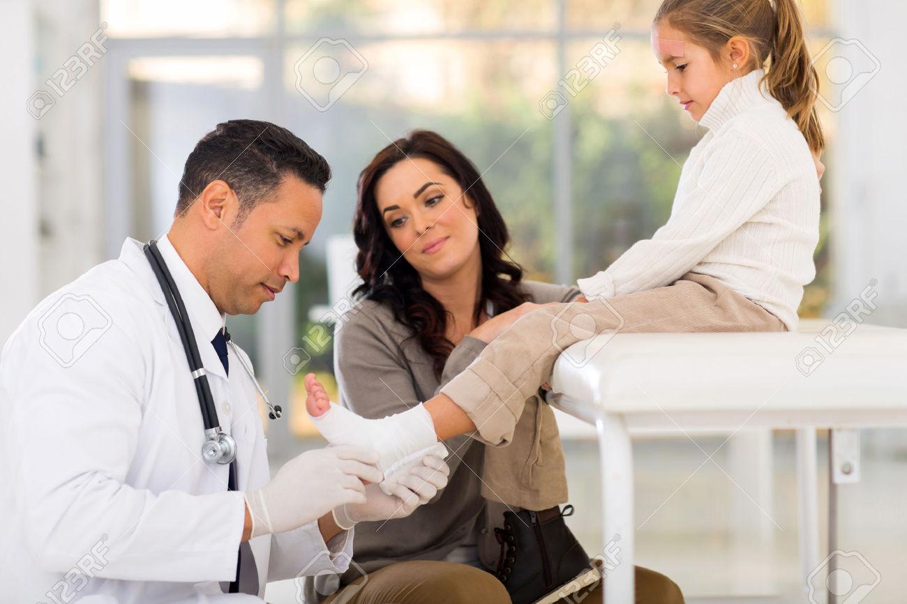 Paediatrician – Child Specialist