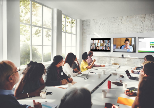 Video Conferencing: A Need Of Today's Business