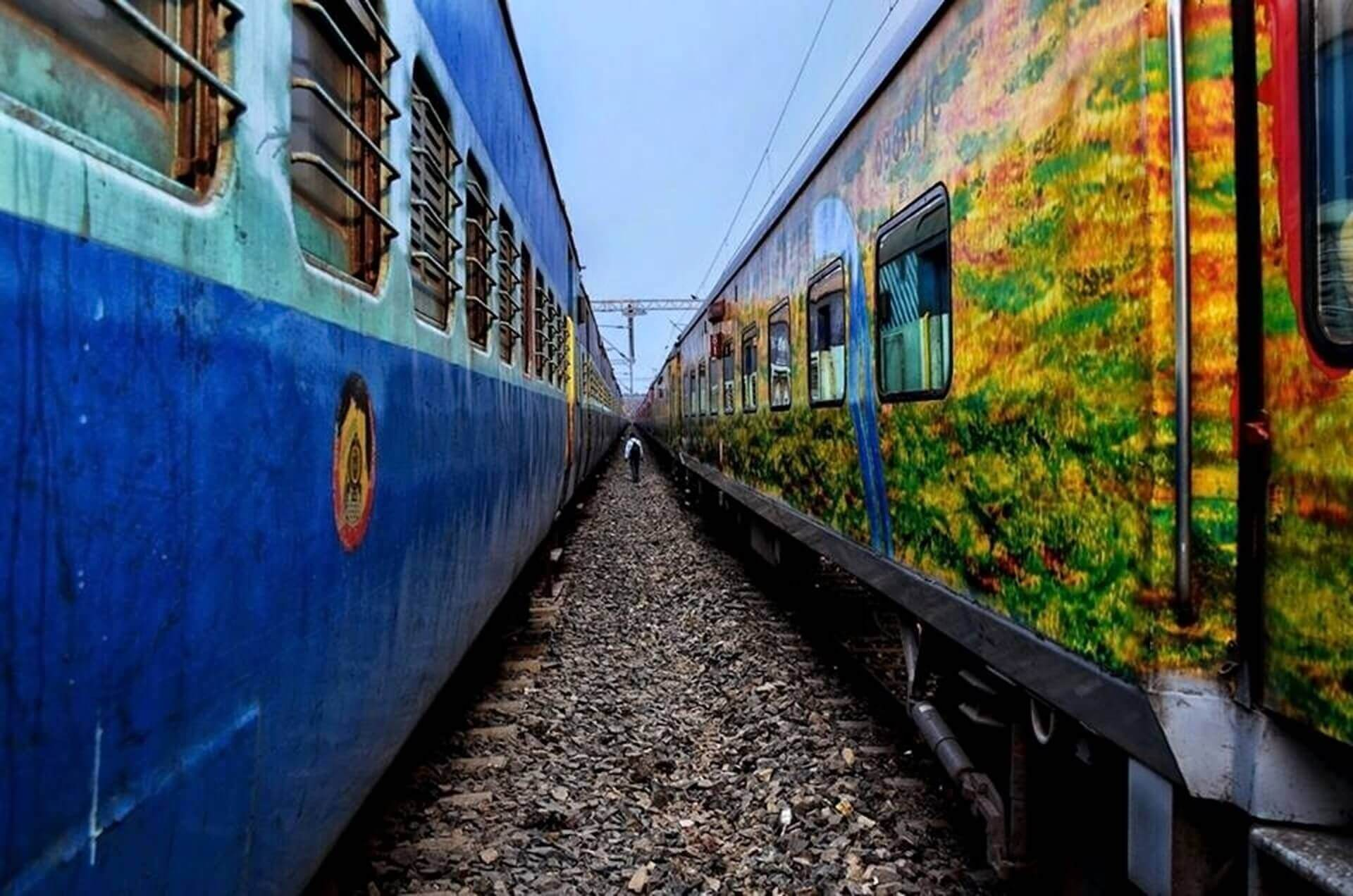 Getting A Job In The Indian Railway