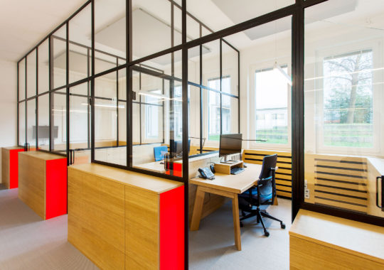 Benefits Of Installing Glass Partitions In Office