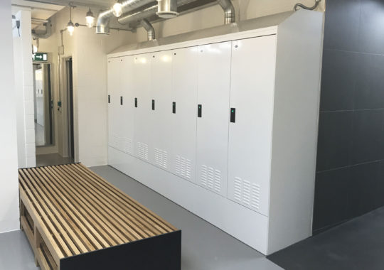 Protect Your Vital & Costly Stuff With Smart Lockers