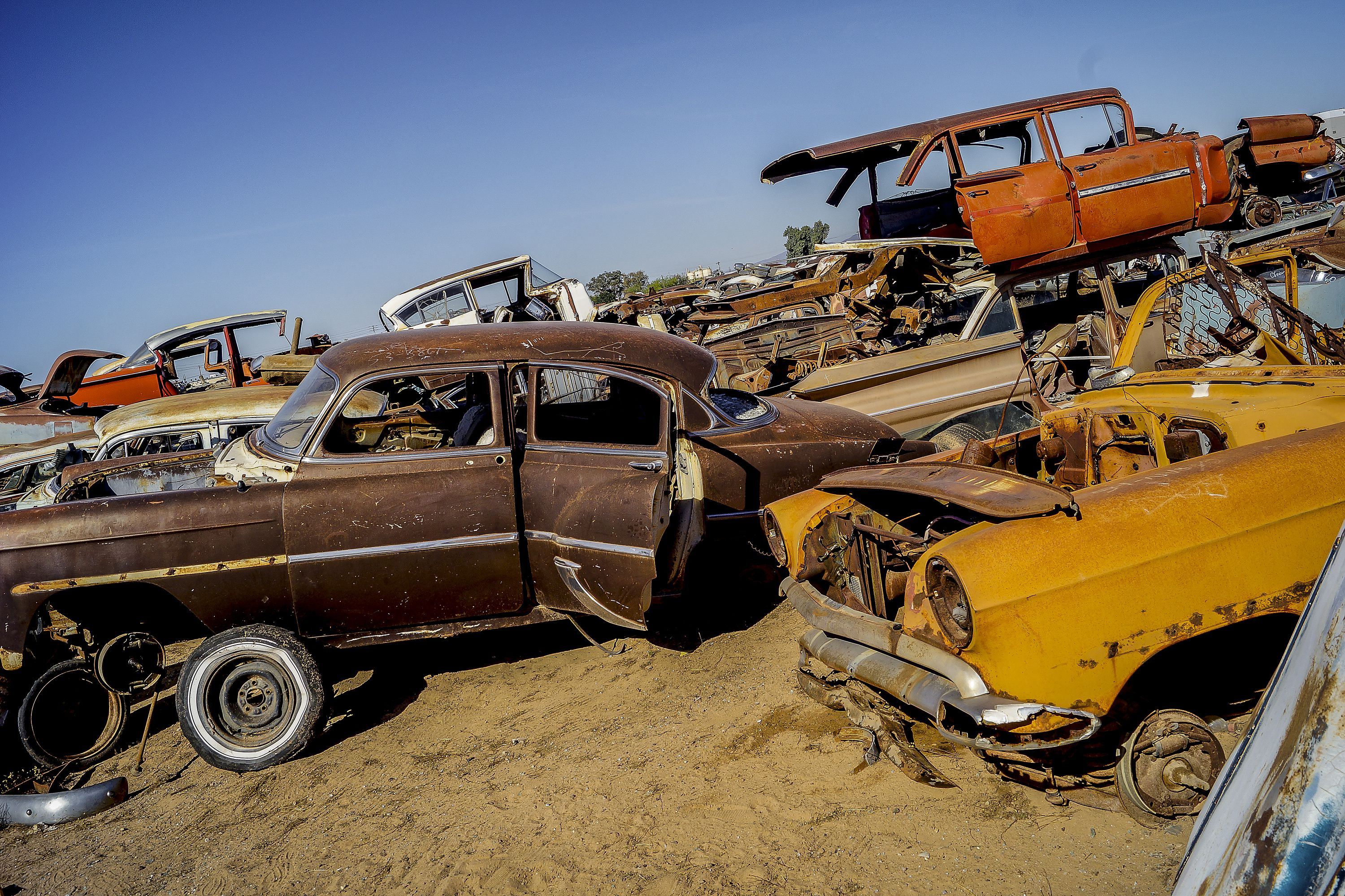 Everything You Need To Know About The Car Scrapping Services