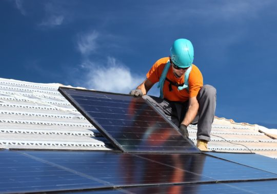 Embrace Solar Power For Sustainable Living