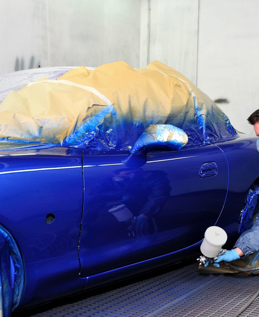 Give A New Look To Your Car With The Unique Car Paint