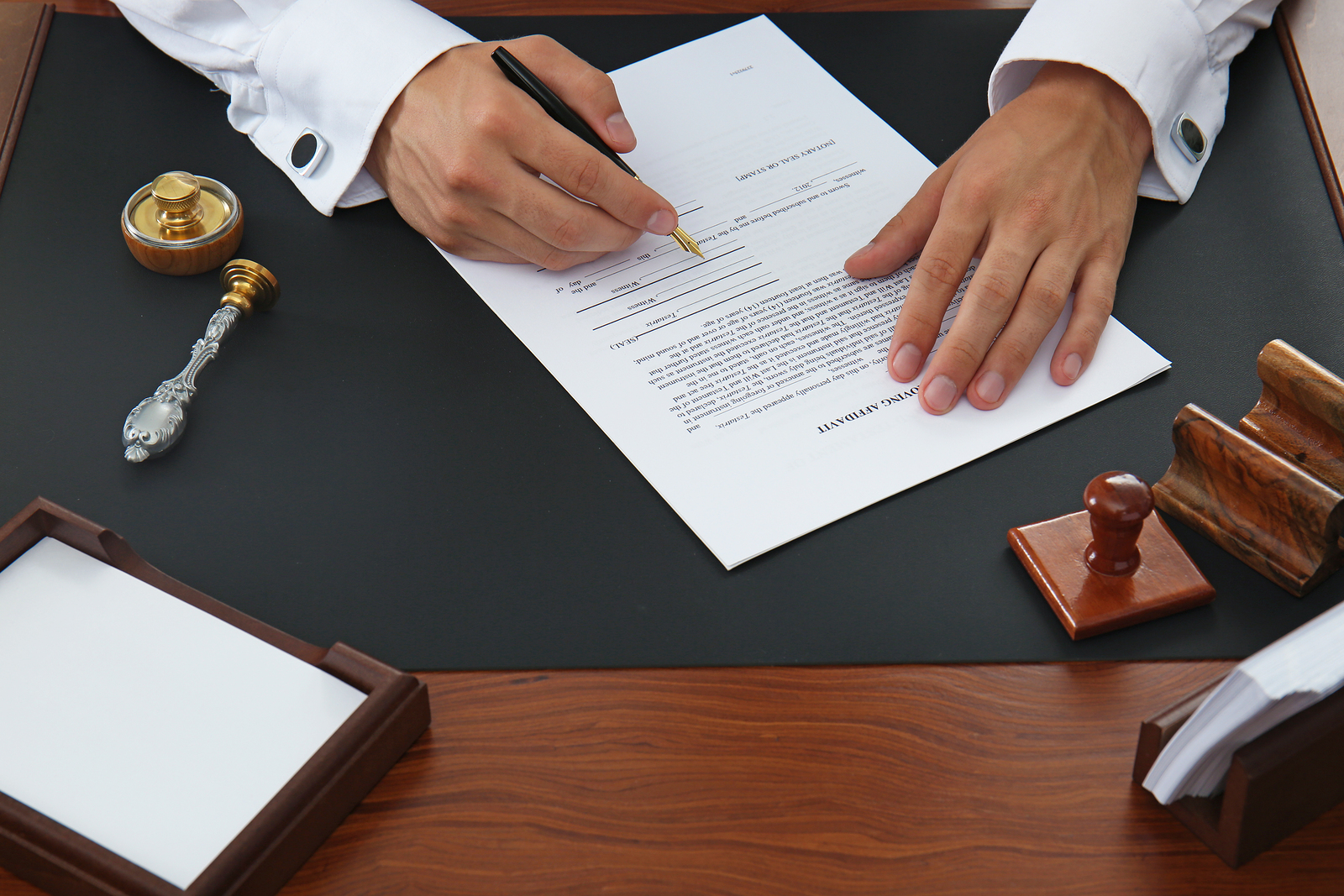 Important Information About Notary Services You Must Know
