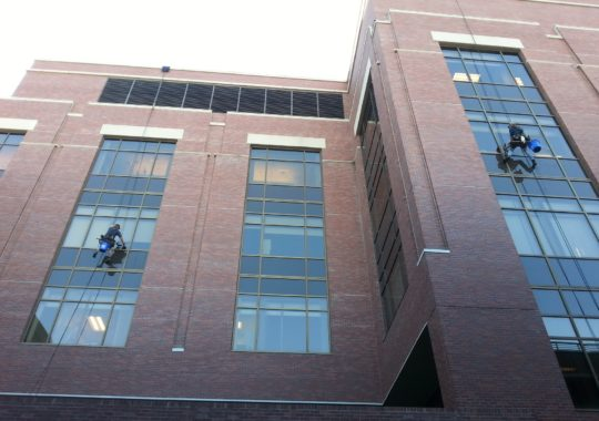 Why Window Cleaning Services Are So Important For Your Premises?